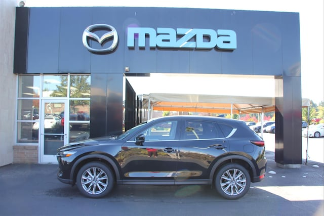 New 2019 Mazda CX-5 Grand Touring AWD w- Premium Pkg SUV
