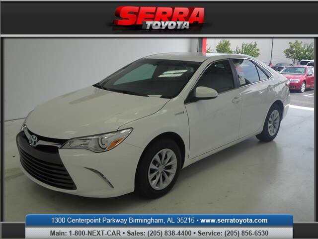 New 2015 Toyota Camry