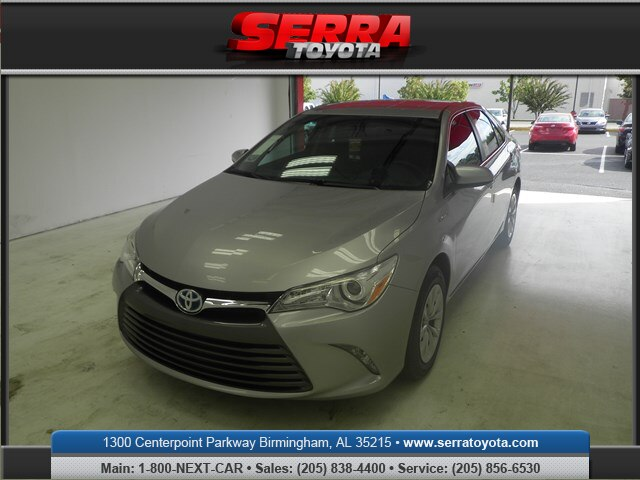 New 2015 Toyota Camry, $21394