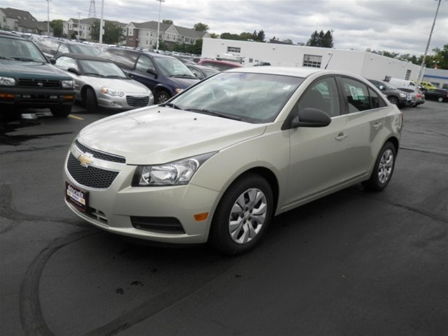 2012 Chevrolet Cruze Lee's Summit, MO 1G1PC5SH5C7146484