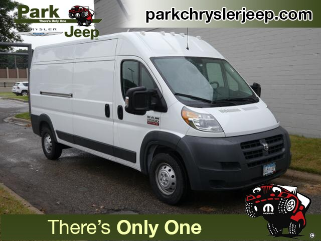 2015 RAM ProMaster 2500 High Roof Bright White Clearcoat CARFAX 1 owner and buyback guarantee