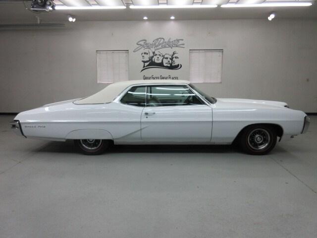 1968 Pontiac Gr. Prix Sioux Falls, SD 266578R163680