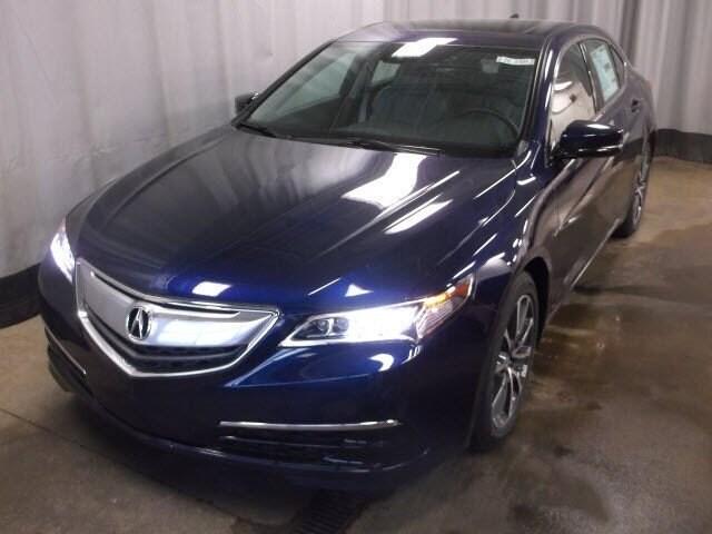 2016 Acura TLX Sylvania 19UUB2F57GA009407