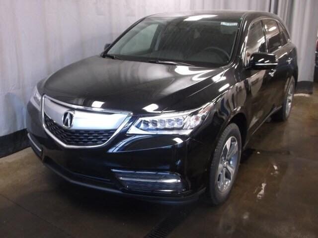 2016 Acura MDX Sylvania 5FRYD4H2XGB060401