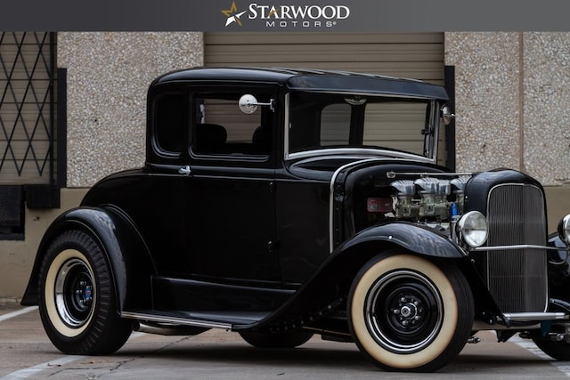 Pre-Owned 1930 FORD MODEL A 450HP 383 STROKER Restomod