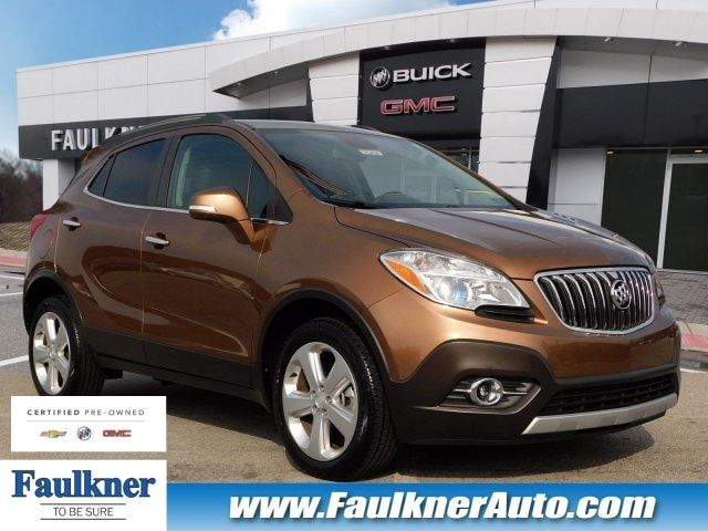 2016 Buick Encore Convenience photo