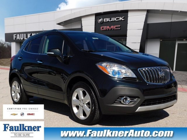 The 2016 Buick Encore Convenience photos