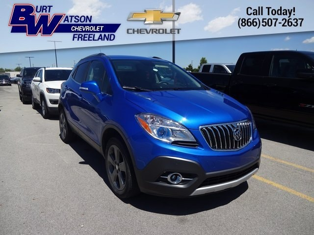 The 2014 Buick Encore Leather photos