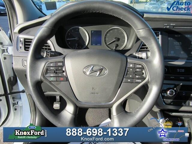 2017 Hyundai Sonata Sport w/PZEV photo