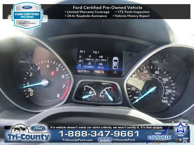 2017 Ford Escape SE photo
