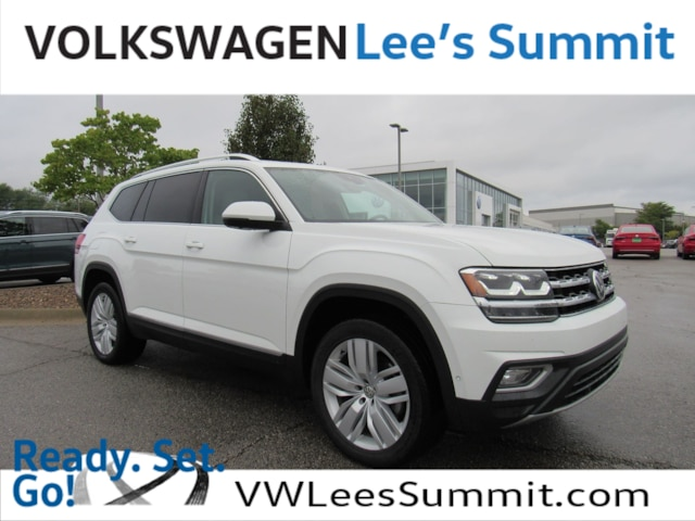 2018 Volkswagen Atlas 3.6L V6 SEL Premium photo