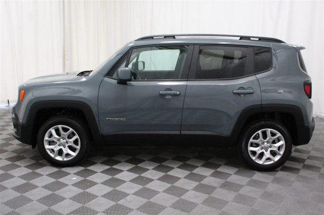 2018 Jeep Renegade Latitude photo