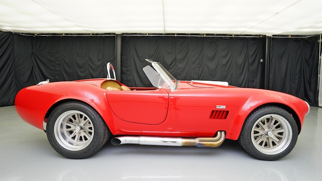 The 1965 Shelby Cobra Contemporary Cobra