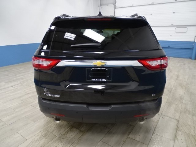 The 2019 Chevrolet Traverse LT Cloth w/1LT