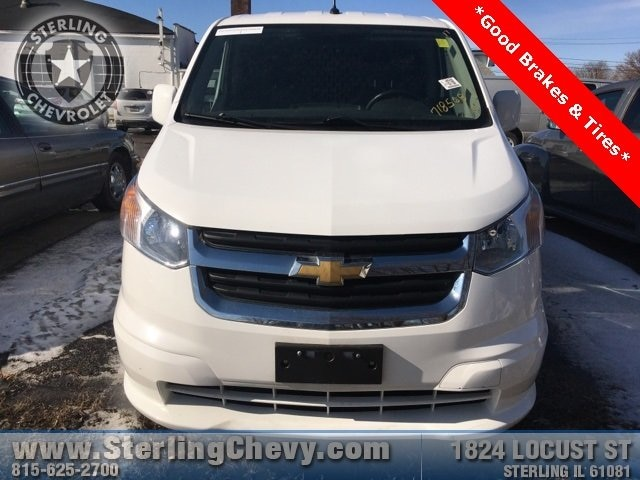 2017 Chevrolet City Express LT photo