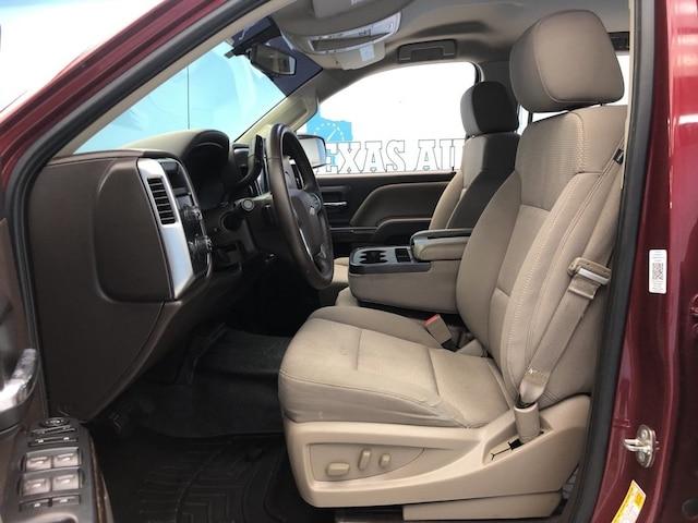 2015 Chevrolet Silverado 1500 LT Z71 4X4 LIFTED REAR CAM BLU photo