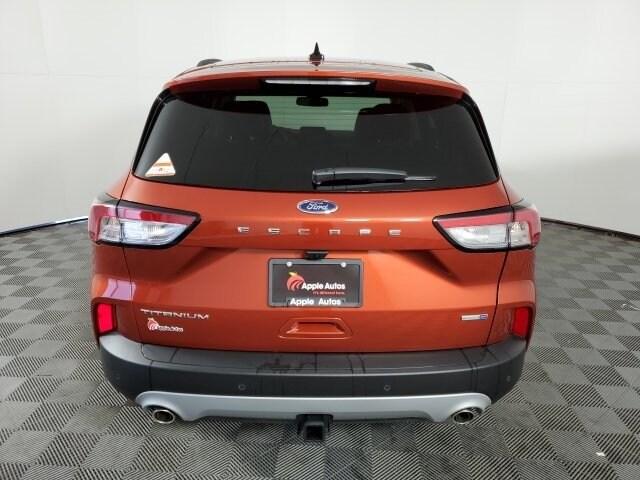 2020 Ford Escape  photo