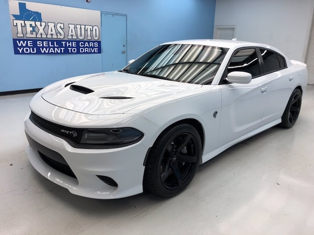 2018 Dodge Charger HELLCAT SUPERCHARGED 707 HP HA photo