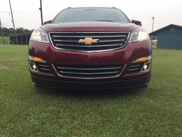 2017 Chevrolet Traverse Premier photo