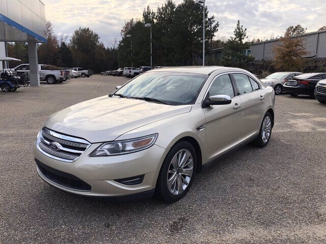 2011 Ford Taurus Limited photo