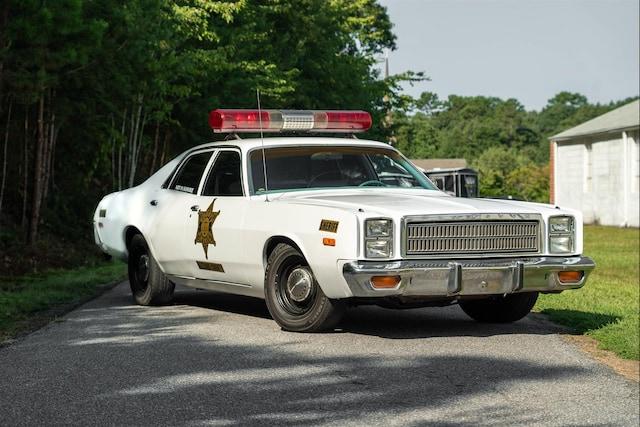 1978 Plymouth Fury Hazzard County Sherrif's Car photo