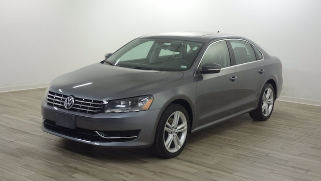 2014 Volkswagen Passat TDI SE photo