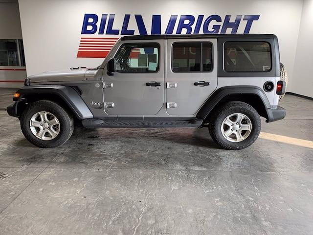 2019 Jeep Wrangler Unlimited Sport photo