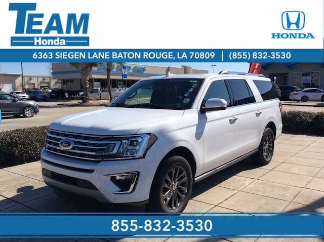 2020 Ford Expedition Max Limited photo