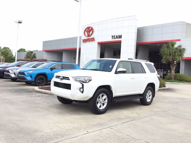 2020 Toyota 4Runner SR5 photo