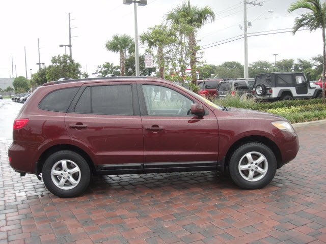 2007 Hyundai Santa Fe GLS photo