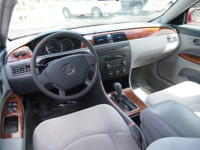 The 2006 Buick LaCrosse CX