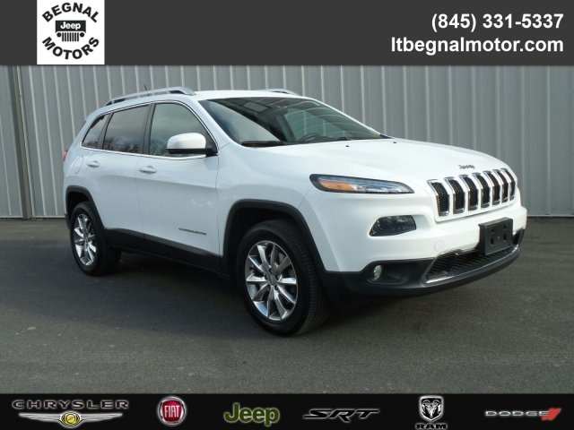 The 2014 Jeep Cherokee Limited photos