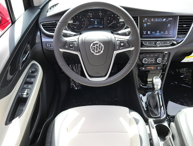 new 2019 Buick Encore car, priced at $26,240