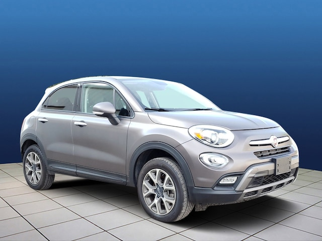 used 2016 FIAT 500X car, priced at $11,547