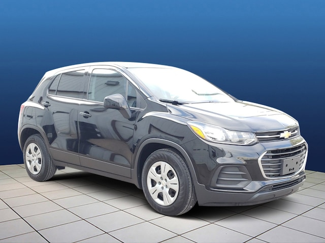 used 2017 Chevrolet Trax car, priced at $13,466