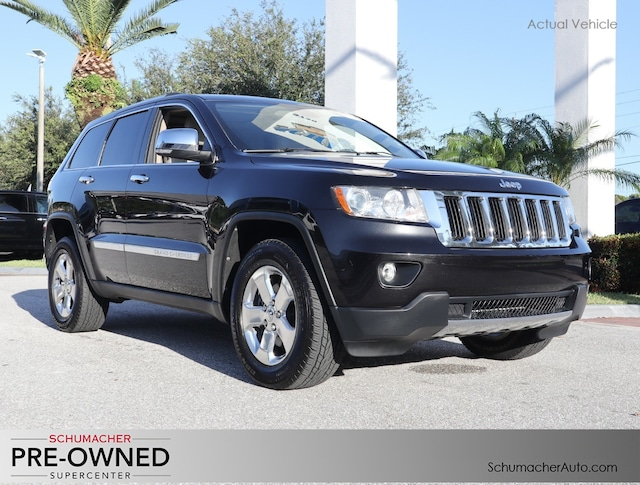 used 2013 Jeep Grand Cherokee car