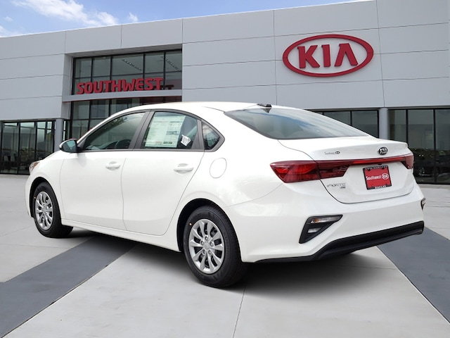 new 2020 Kia Forte car, priced at $18,570