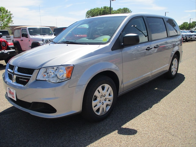 new 2020 Dodge Grand Caravan car, priced at $32,086