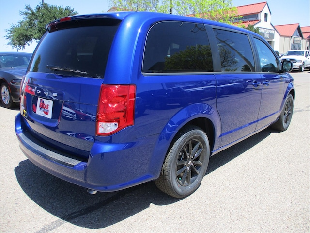 new 2020 Dodge Grand Caravan car, priced at $36,501