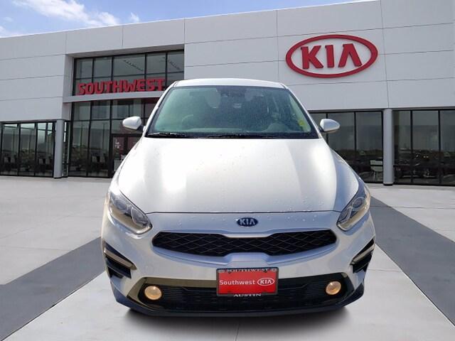 new 2020 Kia Forte car, priced at $18,505