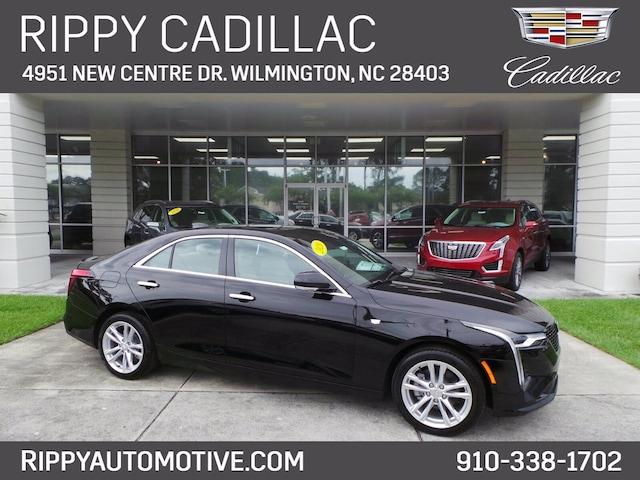 new 2020 Cadillac CT4 car, priced at $37,215