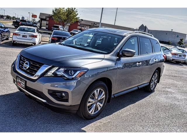 new 2020 Nissan Pathfinder car, priced at $38,205