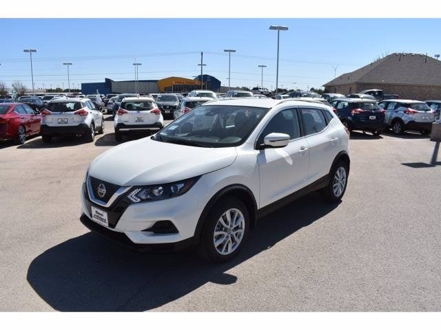 new 2020 Nissan Rogue Sport car, priced at $27,644