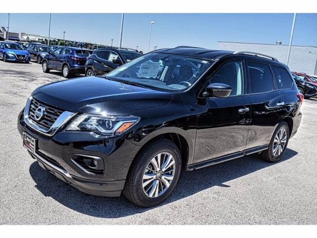 new 2020 Nissan Pathfinder car, priced at $35,815