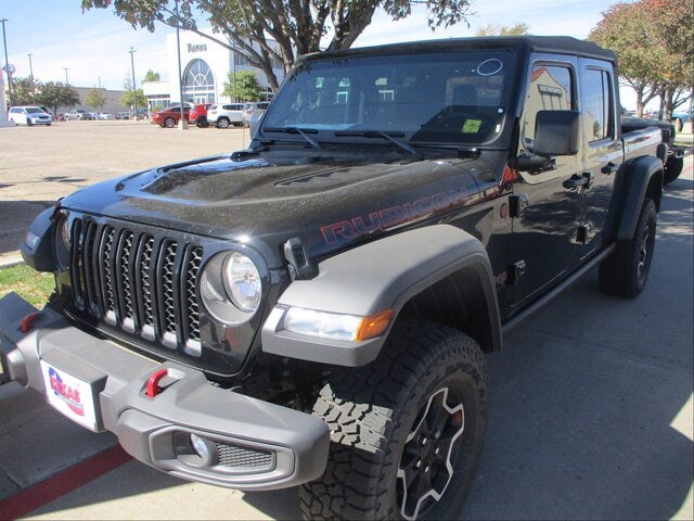 new 2020 Jeep Gladiator car, priced at $51,663