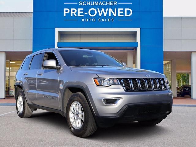 used 2018 Jeep Grand Cherokee car