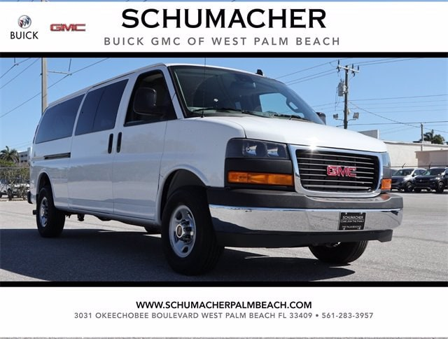 new 2021 GMC Savana 3500 car, priced at $44,685