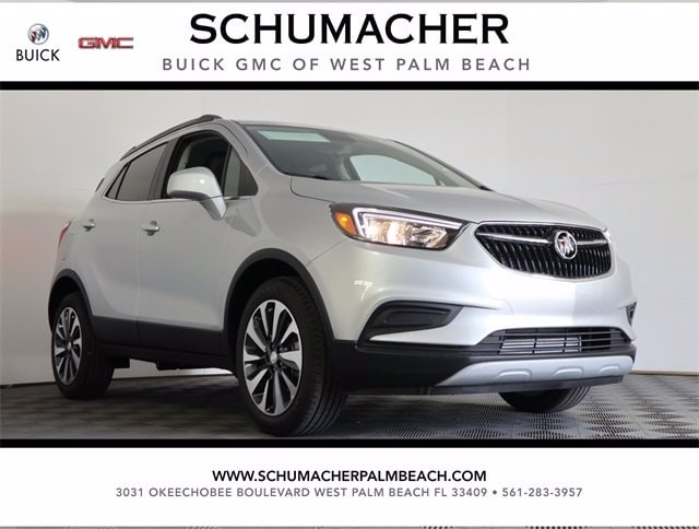 new 2021 Buick Encore car, priced at $22,480