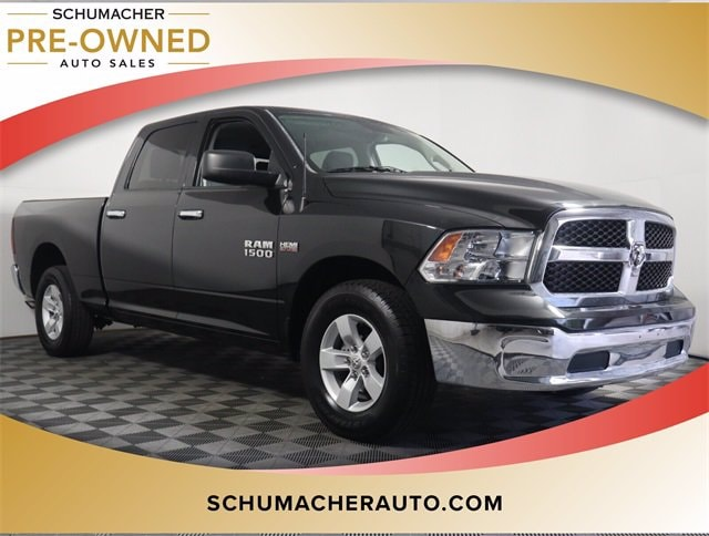 used 2017 Ram 1500 car, priced at $23,888