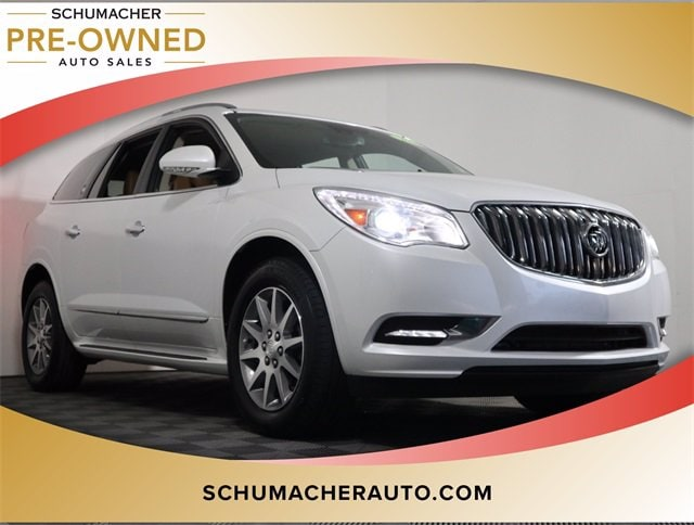 used 2017 Buick Enclave car, priced at $25,721